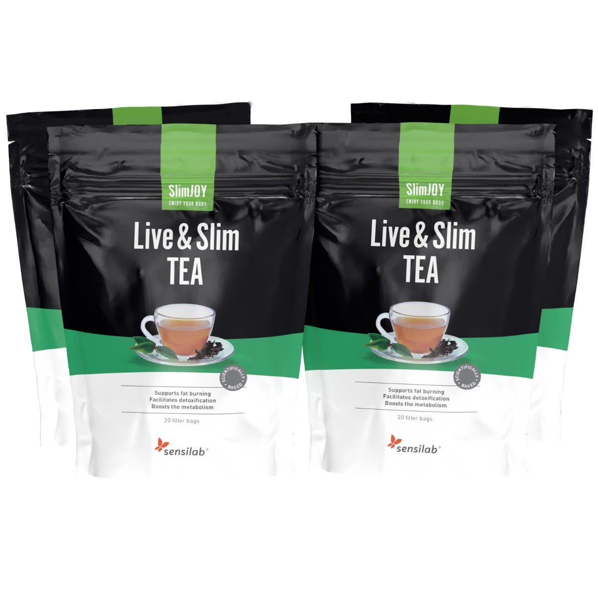 Live & Slim TEA 1+3 GRATIS.