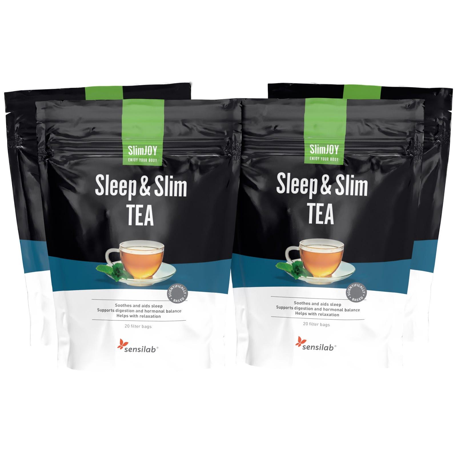 Té Sleep & Slim 1+3 GRATIS.