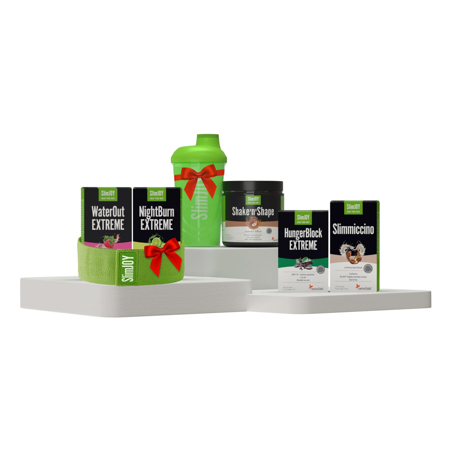 SlimJOY Body Deluxe [30-Tage Paket].